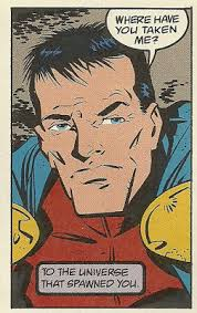 but giffen pounded that intimidating approach to his legion of super heroes with a strangely opaque take on the