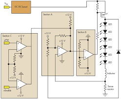 understanding led application theory and practice this basic led edge lighting driver can be powered by 5 to 48