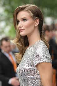 Red Carpet Hairstyles 15 Best Red Carpet Hairstyle One Side Hair Twist Rosie Huntington