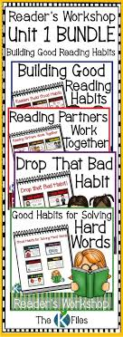 Poster Set For Lucy Calkins Units Of Study Unit 1