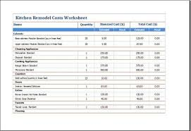Cost Estimate Form Blank Estimate Form Template And Bathroom Remodel Cost Estimate