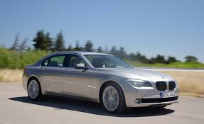 BMW Convertible 1990 bmw 750 : 2009 BMW 750i / 750Li / 7-Series – Official Photos and ...
