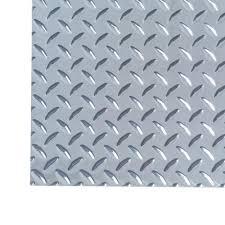 1 8 aluminum sheet metal sheets rods hardware the home depot