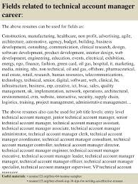 Account Manager Cover Letter Unique Technical Account Manager Cover Letter