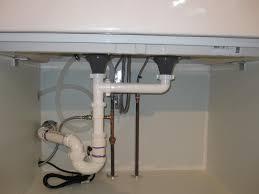 installing kitchen sink plumbing home interior ekterior ideas