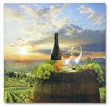 tuscan wall art led canvas print with a vineyard scene with wine bottle and glasses on tuscan vineyard wall art with amazon tuscan wall art led canvas print with a vineyard scene