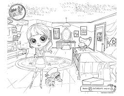 Small Picture Coloring Pages Littlest Pet Shop Birds Gekimoe 30565