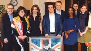 Michelle Fields Is Shopping a TV Show Based on Her Dinner Parties    Washingtonian (DC)