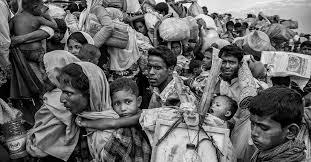 Frayer Boy Myanmar Powerful Photos From Rohingya Exodus To Bangladesh