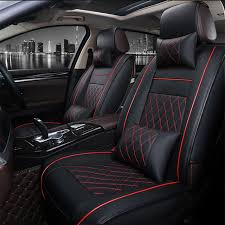 nissan murano seat covers universal pu leather car seat covers for nissan qashqai note murano