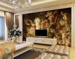 classical oil painting wall murals custom 3d wallpaper european photo wallpaper bedroom living room office art room decor erfly fairy high resolution