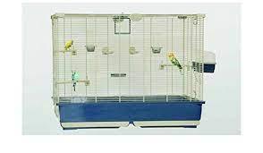 Marchioro Ester 82 Bird Cage Canary Parrots 82 x 51 x 62 cm: Amazon.de:  Sport & Freizeit