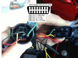 diy obd2 on s100rr pinout for obd2 to s1000rr connector bmw s1000rr