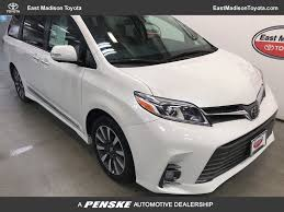 2018 New Toyota Sienna Limited Premium FWD 7-Passenger at East ...