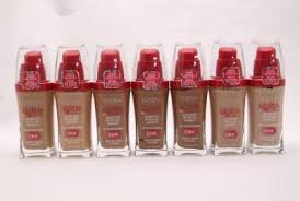 foundation loreal infallible loreal infallible liquid never fail 18hr makeup spf 20 602 605 606 615