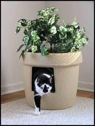 litter box hidden. Hidden Litter Hand Textured Planter Cat Boxes Shop Pets Best Box P