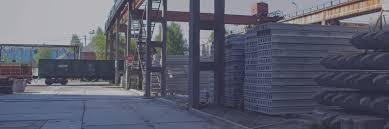 Завод железобетонных изделий ООО ЖБИ  Отгрузки с собственного Ж Д тупика