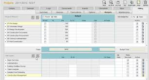 How Do I Create Project Budgets In Archioffice Bqe