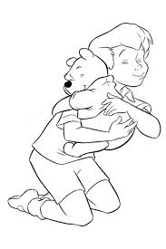 Disegni Di Winnie The Pooh Da Stampare E Colorare Pianetabambiniit