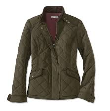 stand collar quilted jacket for women sunderland diamond quilted jacket orvis