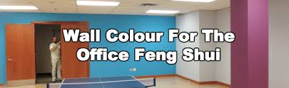 office feng shui colors70 feng