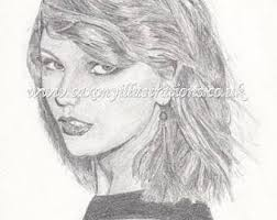 Small Picture Taylor swift print Etsy
