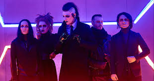 <b>Motionless In White</b> - Disguise