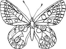 Una Raccolta Di Popolare Farfalle Disegno Da Colorare Disegni Da