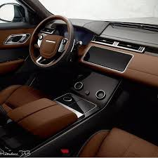 faze rug car interior. range rover velar interior color potoshopped by faze rug car