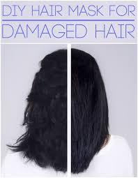 diy hair mask for damaged hair 167 best creative ideas images on