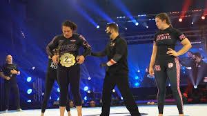 Gabi Garcia Dominates At Fight To Win 142