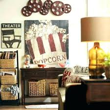 home theater wall art theater wall art theater wall decor themed art home remodel