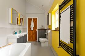 Yellow bathroom color ideas Walls Full Size Of Living Impressive Yellow Bathroom 20 Freshome Color Bathroom6 Yellow Bathroom Ideas Homedesignhomescom Extraordinary Yellow Bathroom 24 Best Custom Black White And Designs