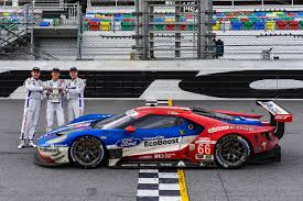 Ford GT Wins GTLM Title at the 2017 Rolex 24 - AllFordMustangs