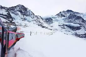 visit jungfraujoch top of europe
