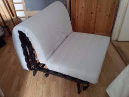 single sofa bed ikea.  Single Single Bed IKEA SOFA BED LYCKSELE LVS In Balham London Inside Sofa Ikea A