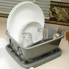 3 advantages of having dish drying rack. Gray RV Dish Drainer 3 Advantages Of Having Drying Rack