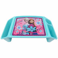 travel desk kids car lap easel art tray trays kit eating kid frozen disney girls what s it worth