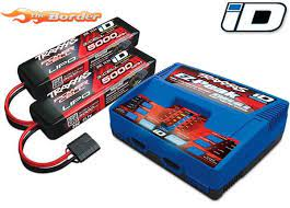 traas 6s lipo charger combo 2x