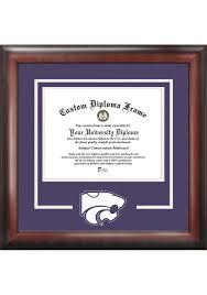 kansas state wildcats spirit diploma frame rallyhouse  kansas state wildcats spirit diploma frame rallyhouse com