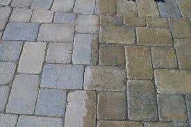 paver cleaning sanding sealing