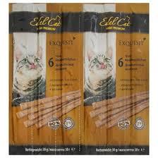 <b>Лакомство Edel Cat для</b> кошек, колбаски, курица, индейка ...