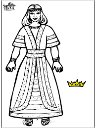 Small Picture Esther Coloring Pages Free Printable Coloring Pages Free