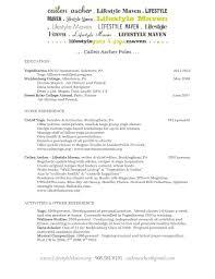 How To Construct A Resume Inspiredshares Com