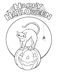 Small Picture 200 Free Halloween Coloring Pages For Kids The Suburban Mom