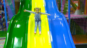 Yasyas The Pink Slide Educational Video Learn Colors And Baby