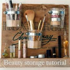 wood makeup organizer makeup organizing ideas beauty storage station projects for makeup drawer box wood makeup organizer photo photo