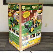 age 3 years old 7 years old peg perego john deere ground force 12