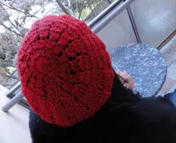 Crochet Beret Pattern Interesting Hannicraft Simple Beret Crochet Pattern