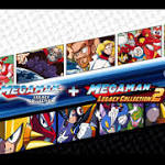 Mega Man Legacy Collection 1 and 2 for Nintendo Switch to Launch on May 22